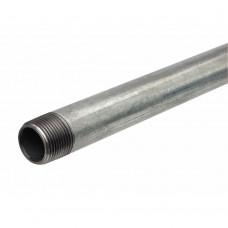 25mm Metal Pre Galvanised Steel Conduit (3.75m)