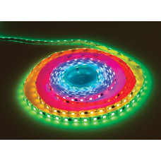 INTEGRAL DIGITAL PIXEL FLEXIBLE RGB 10MM SMD LED STRIP 5M IP65 12V 14.4W/M