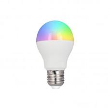Gap Lighting 6W Smart Controlled E27 LED GLS Lamp RGB and CCT