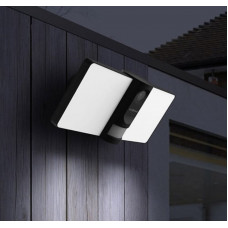 Link2Home LED Floodlight with PIR and WiFi Camera