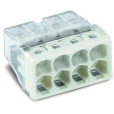 Wago Compact Socket Terminals (x50)