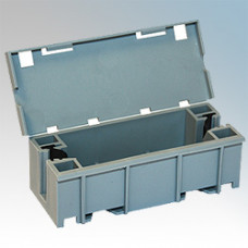 Wago Grey Lighting Compact Electrical Junction Enclosure (x10)