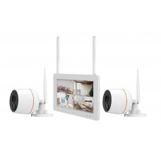 Express One 2MP WiFi Touchscreen & Cameras Kit