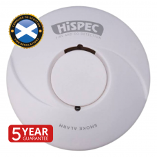 Hispec 10YR Lithium Battery Wireless Interlink Smoke Alarm