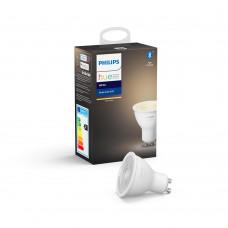 PHILIPS HUE - white Bluetooth LED Bulb GU10