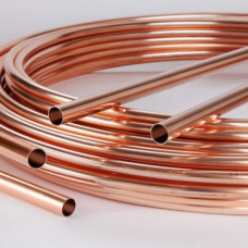 Copper Pipe 1/4 x 15M Coil