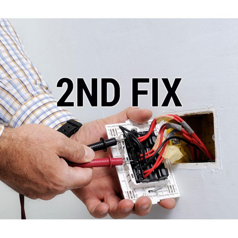 Second Fix