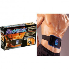 NEW ABGYMNIC AB ABS BELT ARM TONER MUSCLE TONING TUMMY EXERCISE FITNESS