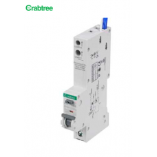 Crabtree 16A Single Pole RCBO 30mA Type C ( Brand New)