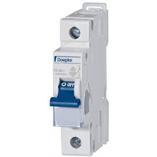 DOEPKE Miniature circuit breaker 1P C20A DLS 6I 10KA