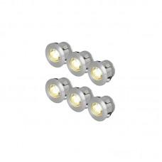 Gap Lighting Multi 6 light LED kit (Warm White)