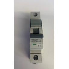 Havells 32A 10KA Type B MCB PSH332B 3 Pole