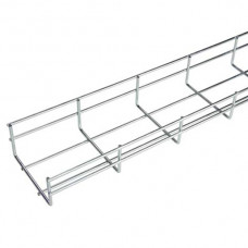 Steel Cable Basket 55x100mmx3m