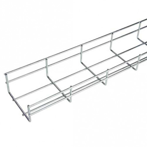 Steel Cable Basket 55x200mmx3m
