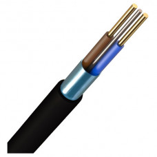 1.5MM 2CORE+E FIRE SAFE BLACK CABLE (100m)