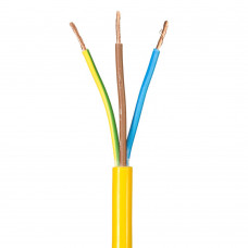 3183 2.5MM ARCTIC YELLOW CABLE