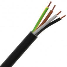 3184Y 2.5MM BLACK CABLE