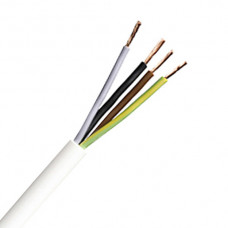 3094Y 0.75MM WHITE CABLE