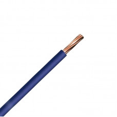 CABLE 6491B 6.0MM BLUE LSOH
