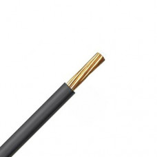 CABLE 6491B 6.0MMX100M BLK