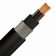 CABLE 6943XLH 6.0MM 3 Core 7/1.04 BLACK