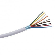 8 CORE ALARM CABLE 100M WHITE