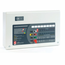 C-TEC Standard 4 Zone Conventional Fire Alarm PanelC/W RELAYS