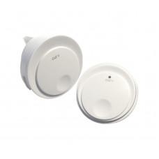 Curv Curvwb01 Wireless Door Bell & Recvr