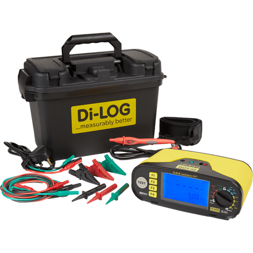 Di-Log DL9118 Multifunction Installation Tester