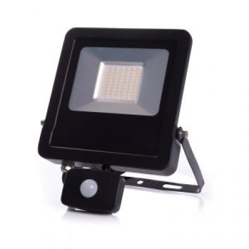 Diamond Ta1-10CP LED Floodlight 10W 6000K With PIR