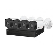 8 Channel DVR with 4x Turret Camera 5MP