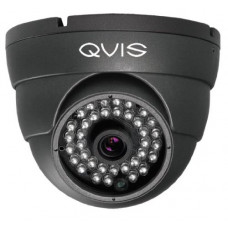 Qvis 700TVL Camera Hatch 3.6Mm Fixed Grey