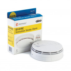 AICO SMOKE ALARM IONISATION MAINS Ei141RC