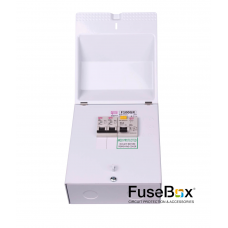 Fusebox Garage Unit 63A Rcd 1X6A 1X16A