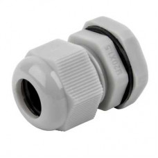 20mm IP68 Compression Gland Grey (Pack Of 10)