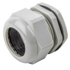 50mm IP68 Compression Gland Grey (Sold in 1's)