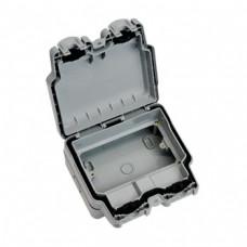 Hamilton Elemento 2Modgy Enclosure 2G Ip66 Grey