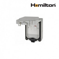 Hamilton Elemento spngy Conn Unit 1G Dp Fused 13A