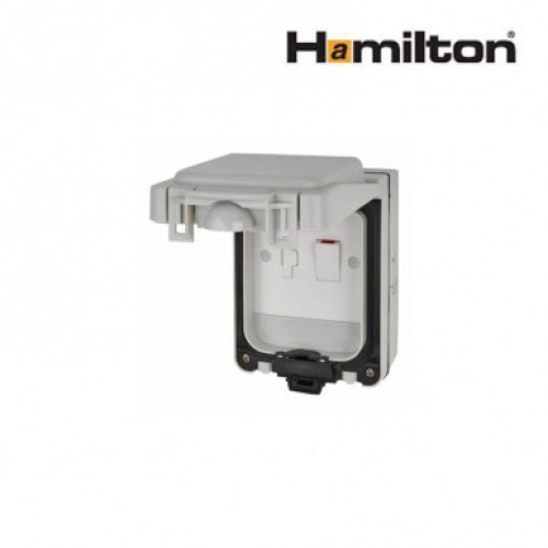 Hamilton Elemento spngy Conn Unit 1G Dp Fused 13A