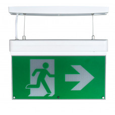 HARLEC BLADE EXIT SIGN LED