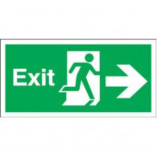 Harlec Exit Legend - Right