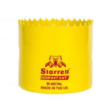 Starrett FCH0318 Bi Metal 79mm Constant Pitch Hole Saw