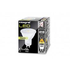 INTEGRAL GU10 PAR16 4.7W (53W) 2700K 410lm Non-Dimmable Lamp