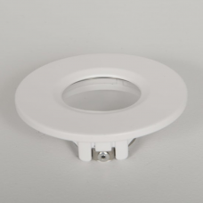 KSR QR GU10 IP65 WHITE DETACHABLE BEZEL