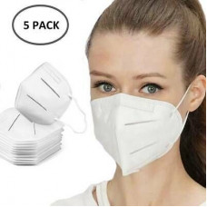 KN95 Single Use Face Mask - Pack of 5