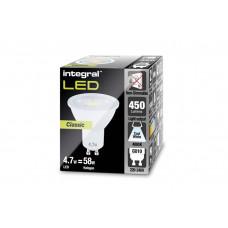 INTEGRAL GU10 PAR16 4.7W (56W) 4000K 450lm Non-Dimmable Lamp