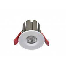 R2 Fire Rated Downlight 8W 3000K R2 Dimming