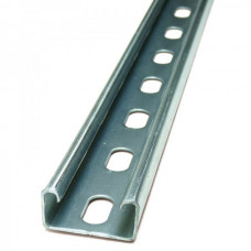 Channel Standard Strut Deep Slotted 41 x 21mm x 3m