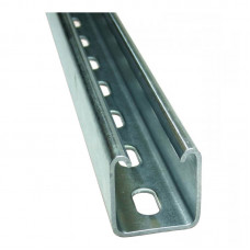 Channel Standard Strut Deep Slotted 41 x 41mm x 3m