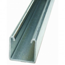 Channel Standard Strut Deep Plain 41 x 41mm x 3m